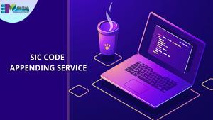 Sic Code Appending Service