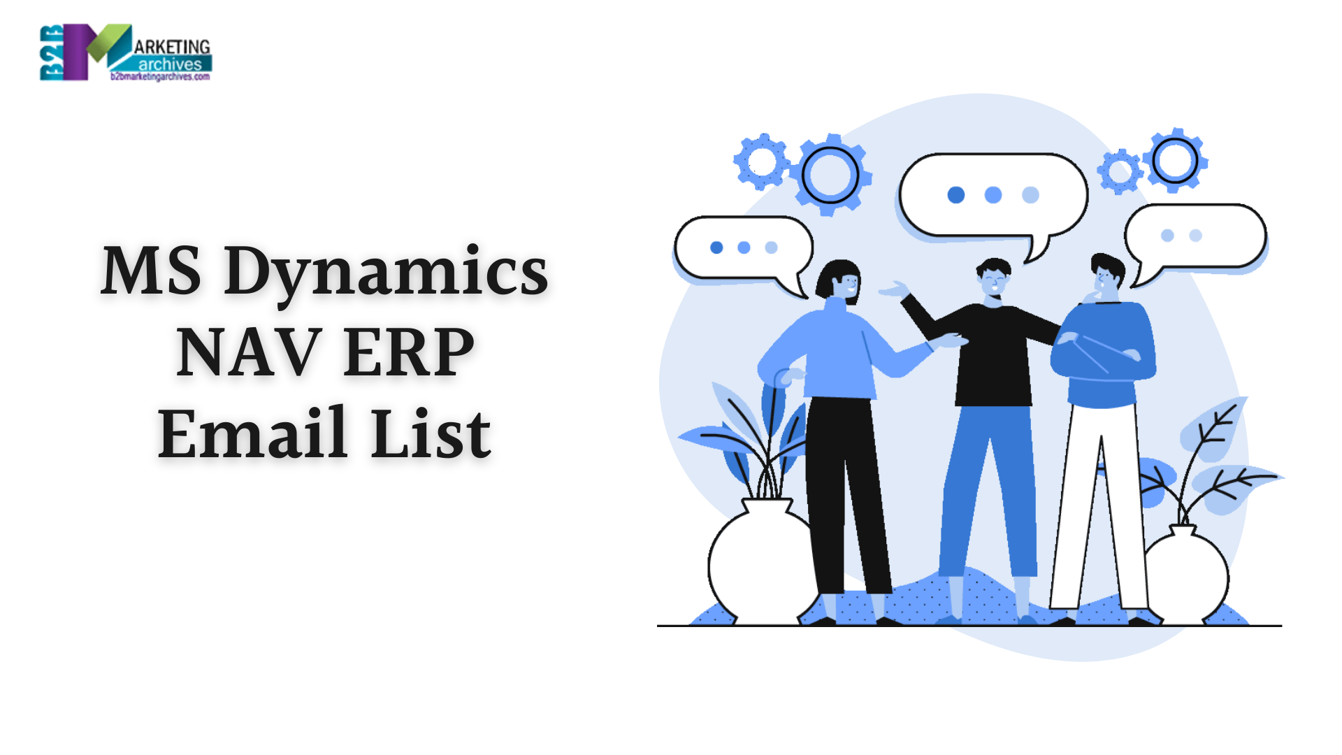 MS Dynamics NAV ERP users Email List