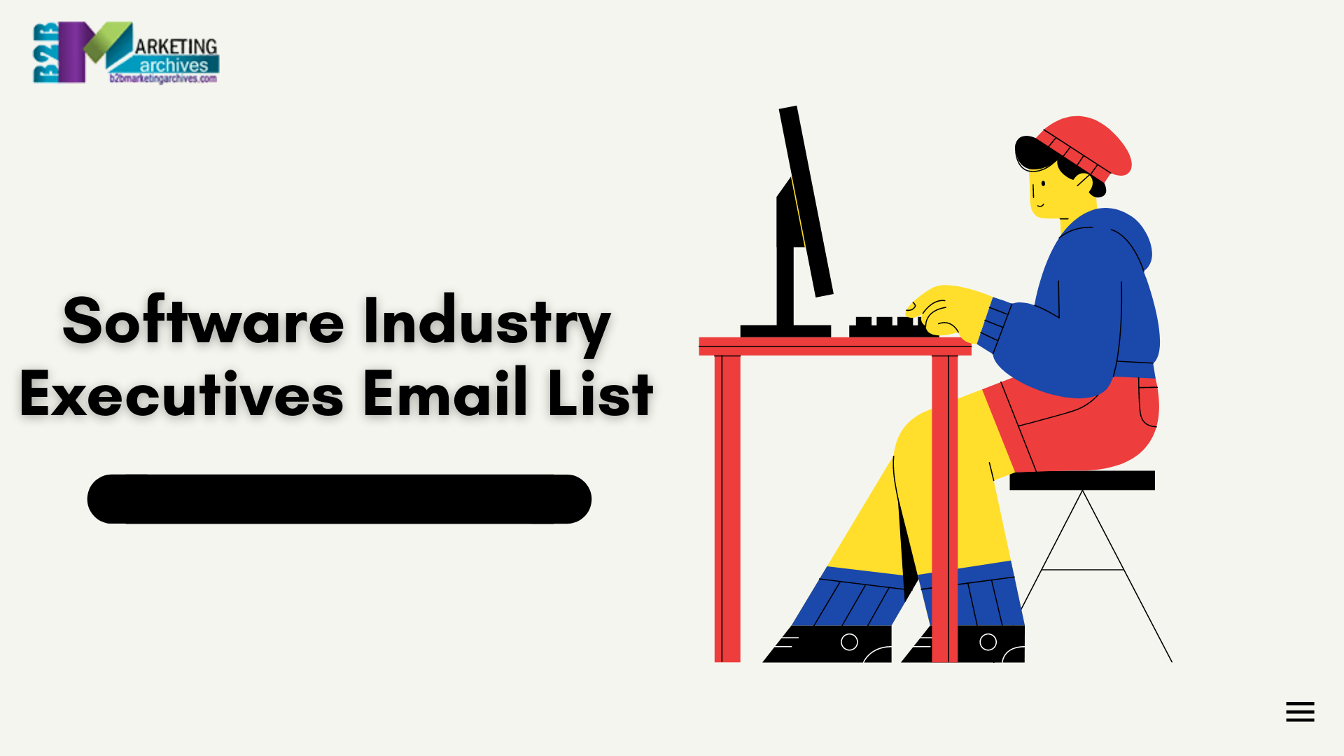 Software Industry Executives Email List